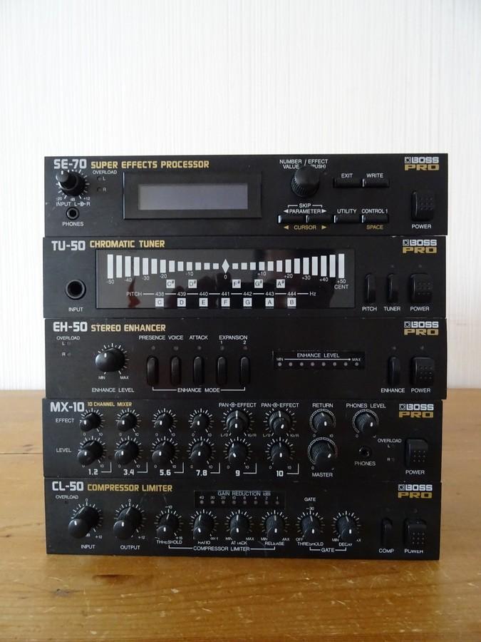 Boss CL-50 Compressor Limiter (8386)