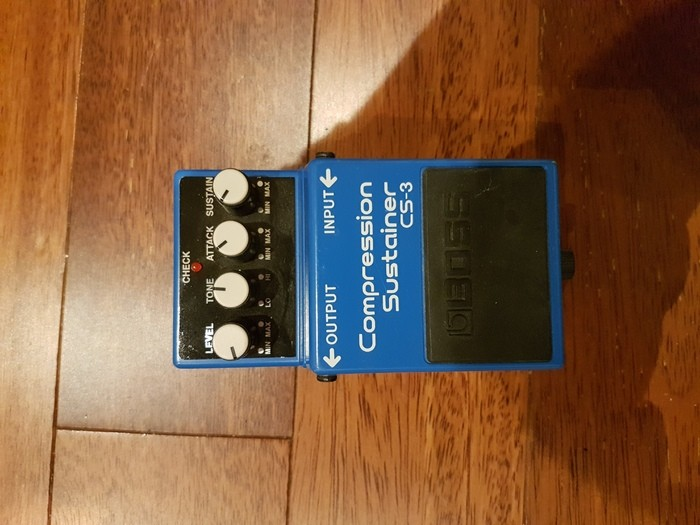 Boss CS-3 Compression Sustainer (23275)