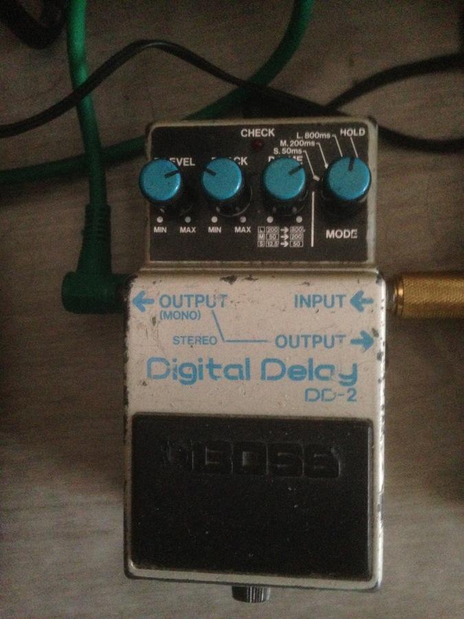 Boss DD-2 Digital Delay (99884)