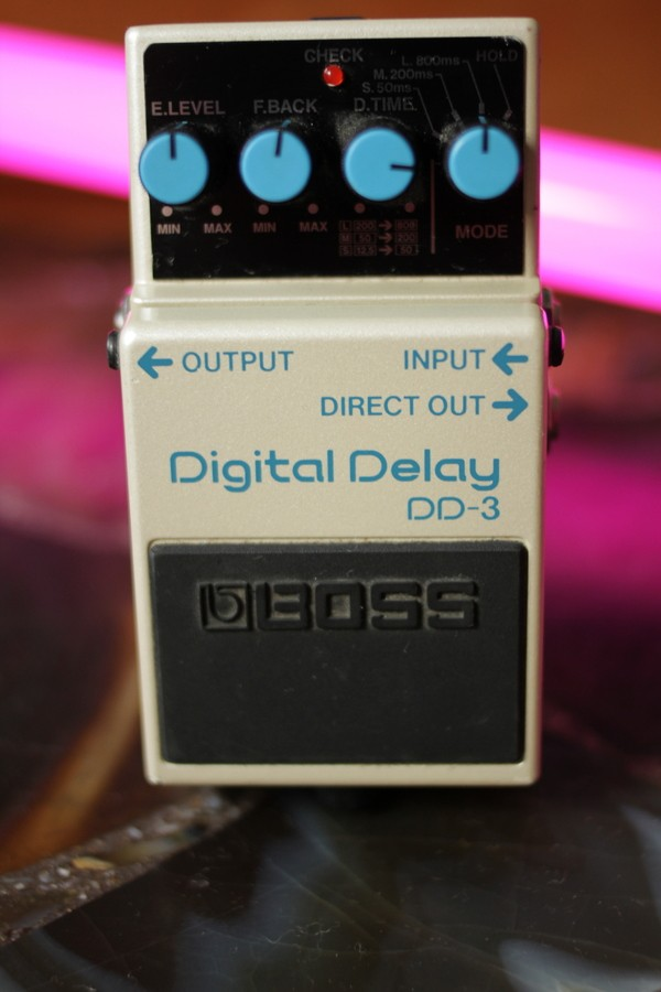 Boss DD-3 Digital Delay (4784)