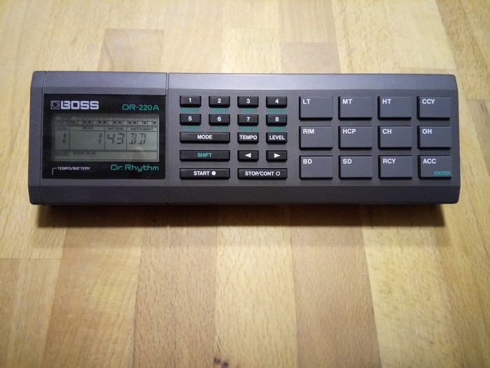 Boss DR-220A Dr. Rhythm (73603)