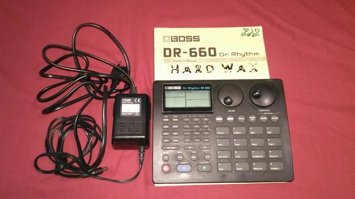 Boss DR-660 Dr. Rhythm (90937)
