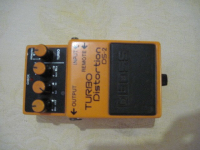 Boss DS-2 TURBO Distortion (58738)