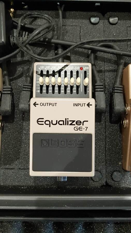 Boss GE-7 Equalizer
