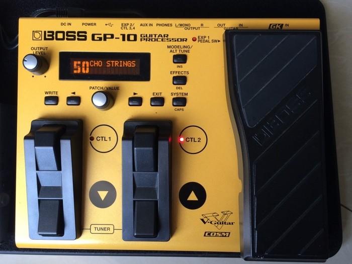 Boss GP-10S (14762)