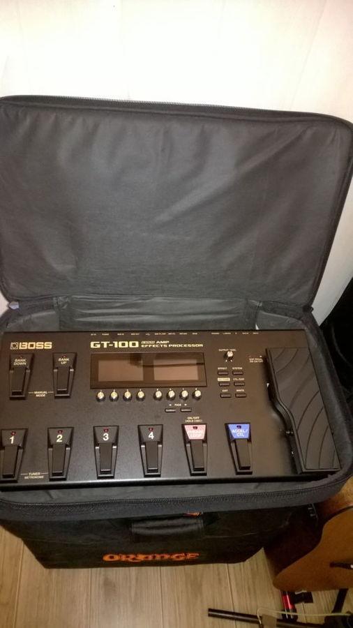 Boss GT-100 (52461)