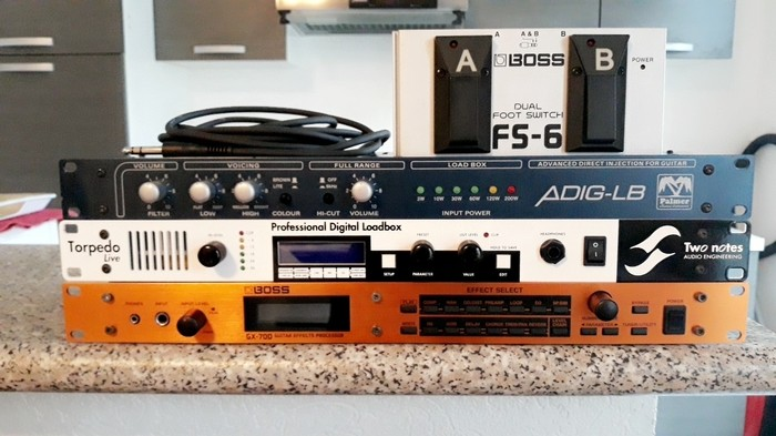 Two Notes Audio Engineering Torpedo Live (54238)