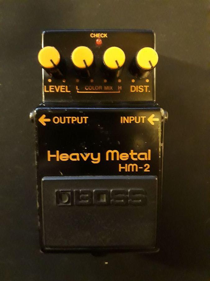 Boss HM-2 Heavy Metal (66459)