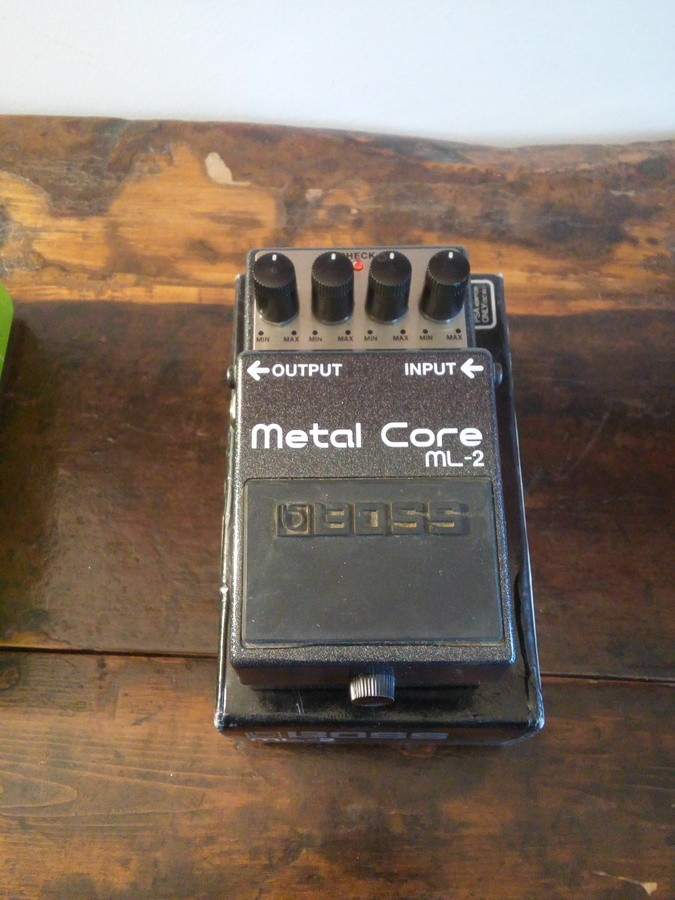 Boss ML-2 Metal Core (97040)