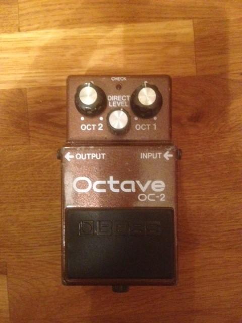 Boss OC-2 Octave (35570)