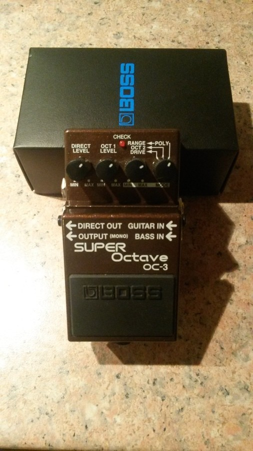 Boss OC-3 SUPER Octave (89686)