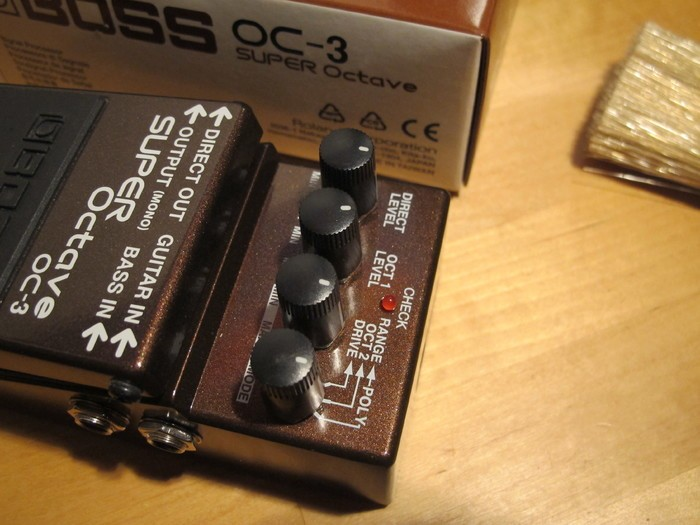 Boss OC-3 SUPER Octave (32953)