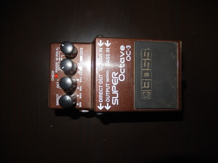 Boss OC-3 SUPER Octave (43904)
