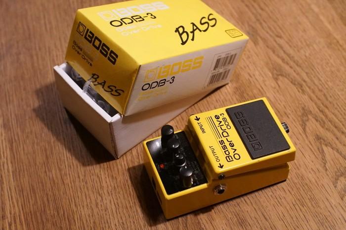 boss bass overdrive odb 3 manual