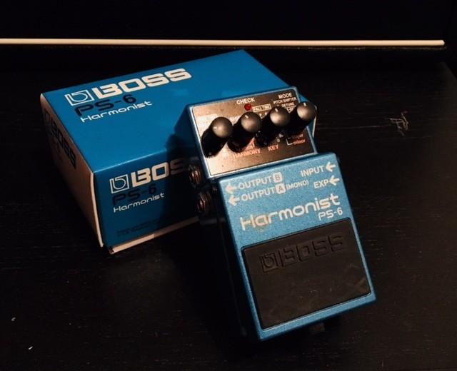 Boss PS-6 Harmonist (43701)