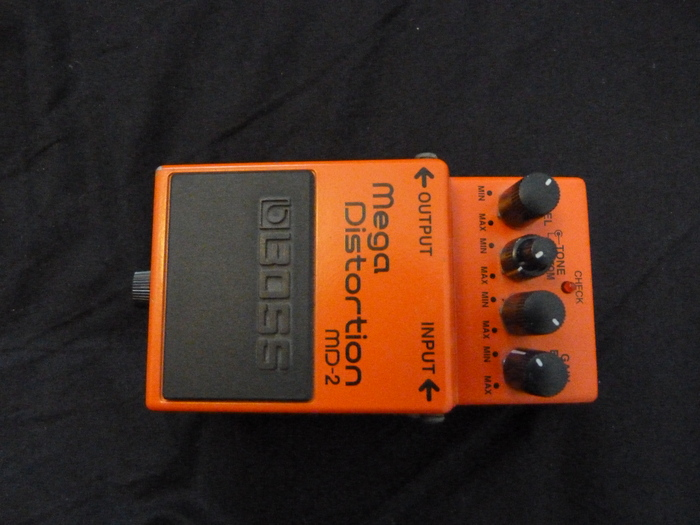 Boss PW-2 Power Driver LETOFORMIX22 images