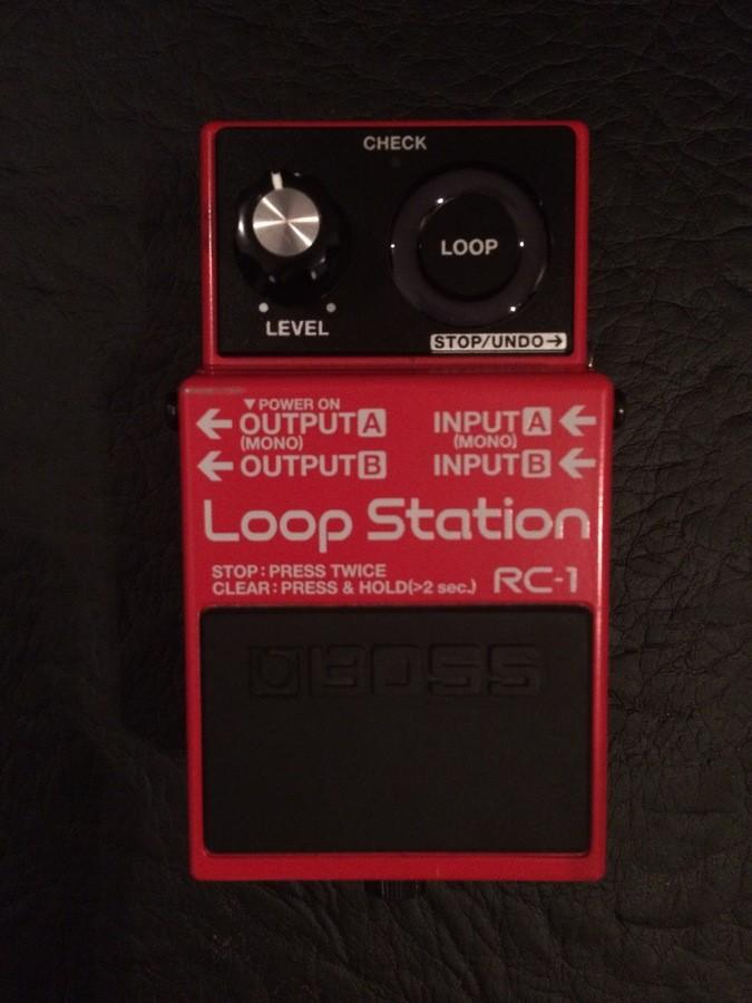 Boss RC-1 Loop Station (32054)