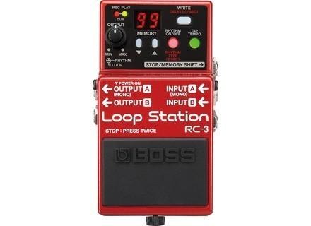 Boss RC-3 Loop Station (60139)
