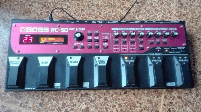 Boss RC-50 Loop Station (82156)