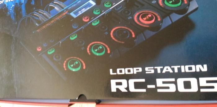 Boss RC-505 Loop Station stemm images