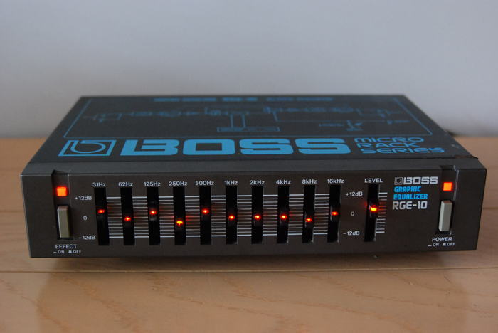 Boss RGE-10 Graphic Equalizer romain.irondubz images
