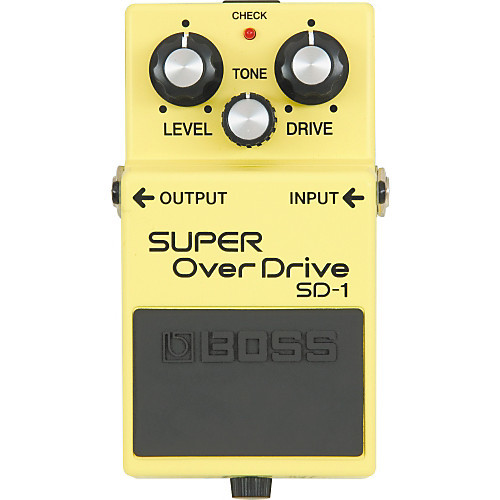 Boss SD-1 SUPER OverDrive totin1975 images