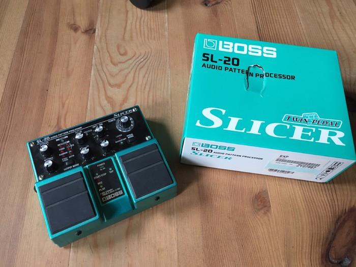 Boss SL-20 Slicer (96004)