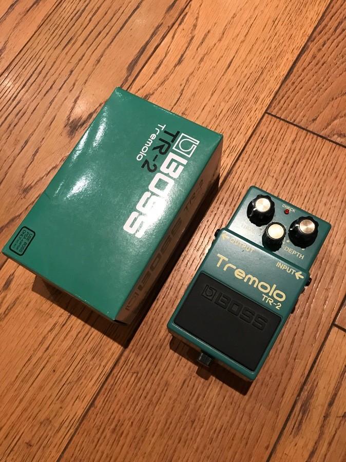 Boss TR-2 Tremolo (75144)