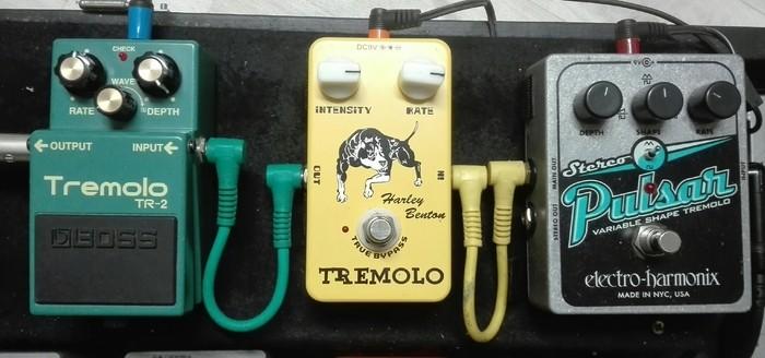 Boss TR-2 Tremolo (3224)