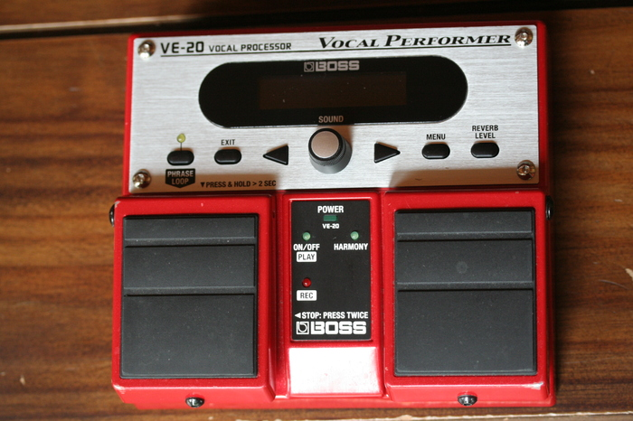 Boss VE-20 Vocal Performer (87609)