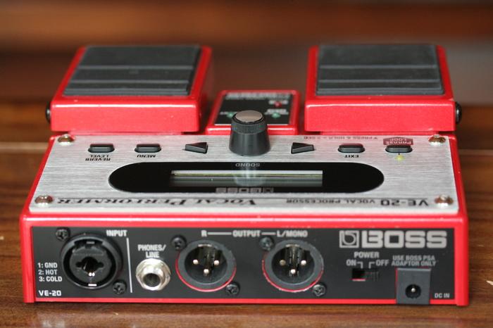 Boss VE-20 Vocal Performer (33188)