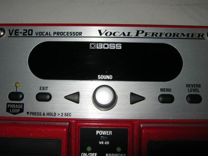 Boss VE-20 Vocal Performer (6188)