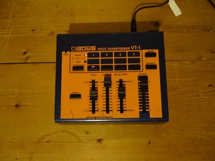 Boss VT-1 Voice Transformer (70183)