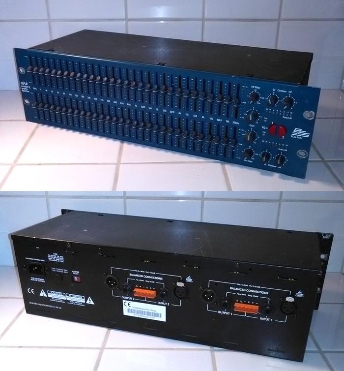 BSS Audio FCS-966 OPAL (72433)