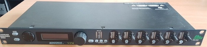BSS Audio FDS-366T Omnidrive (15544)