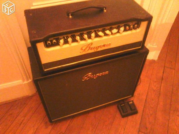 Bugera v55 hd infinium cabinet 212 bk rh 244 ne alpes audiofanzine