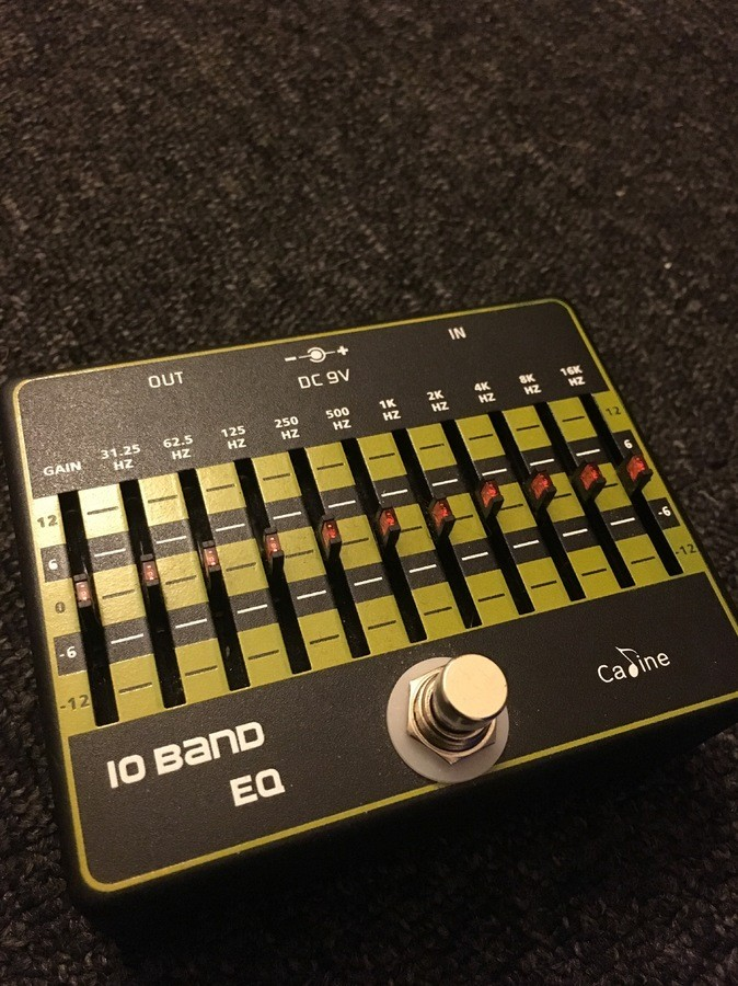Caline CP-24 10 Band EQ (89590)