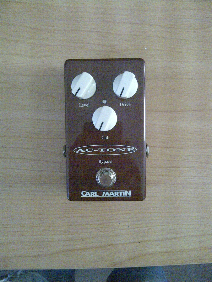 Carl Martin AC-Tone Single Channel Tom13380 images
