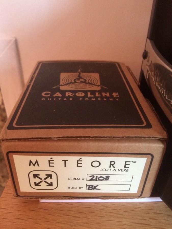Caroline Guitar Company Météore (44684)