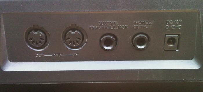 Casio CTK-731 rdavid images