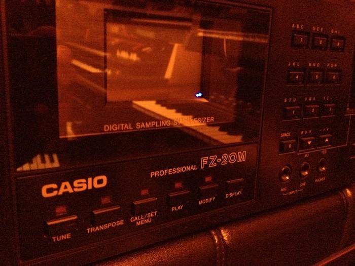 Casio FZ10M (79542)