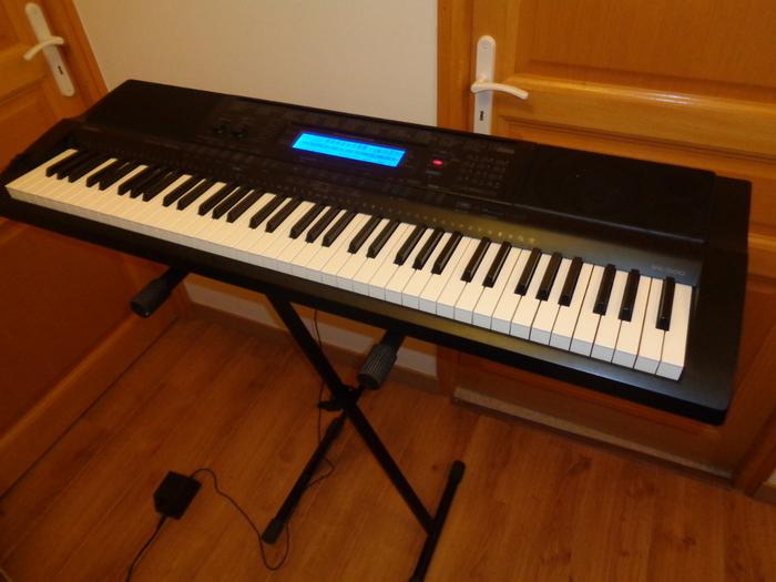 Casio Wk 500 Keyboard : casio wk 500 image 1750020 audiofanzine ~ Hamham.info Haus und Dekorationen