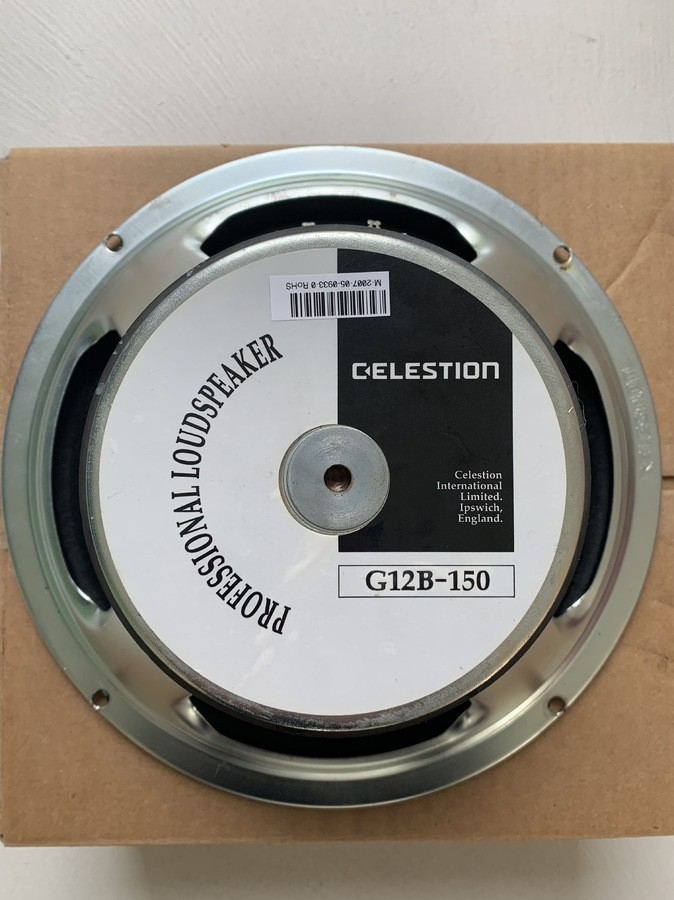 Celestion G12B-150