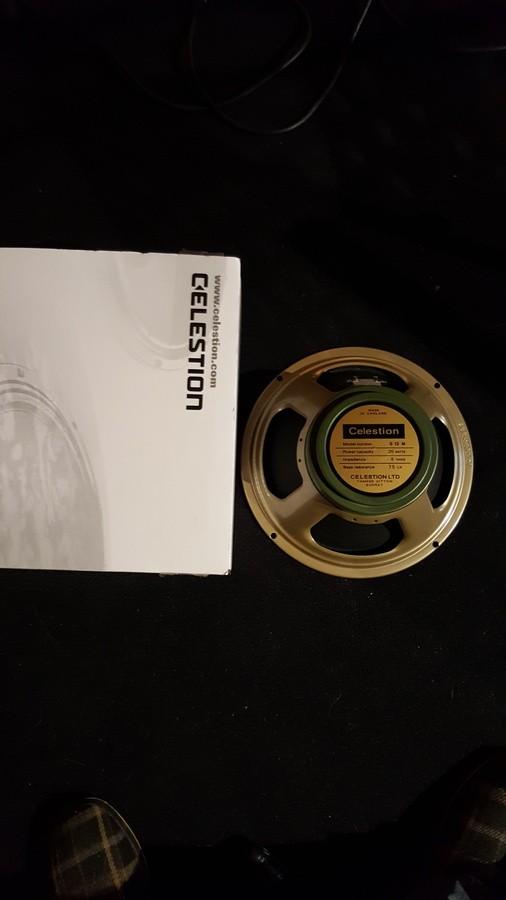 Celestion G12M Greenback (8 Ohms) (76903)