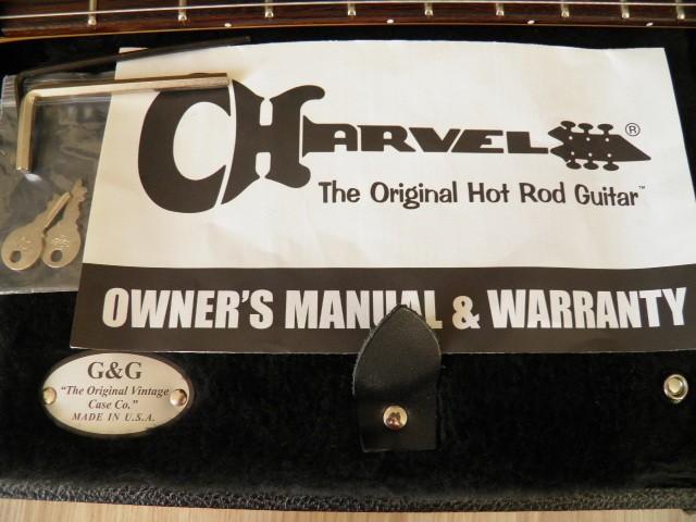 Charvel USA Select San Dimas Style 1 HSS FR (36589)