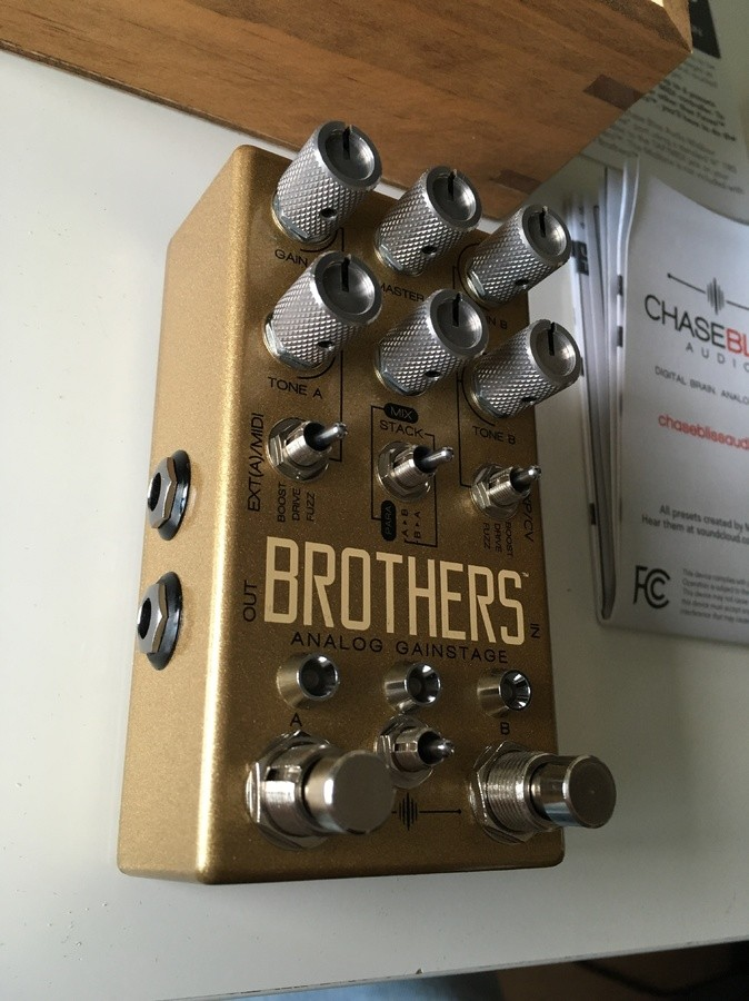 Chase Bliss Audio Brothers (75232)