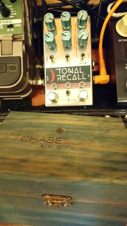 Chase Bliss Audio Tonal Recall (44642)