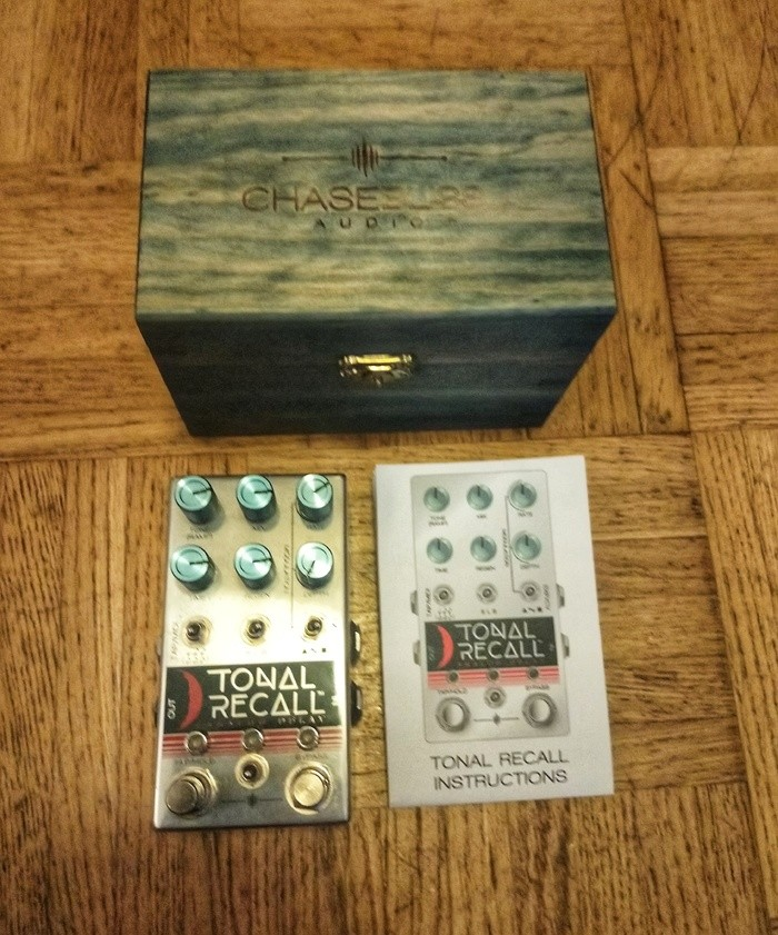 Chase Bliss Audio Tonal Recall (98931)