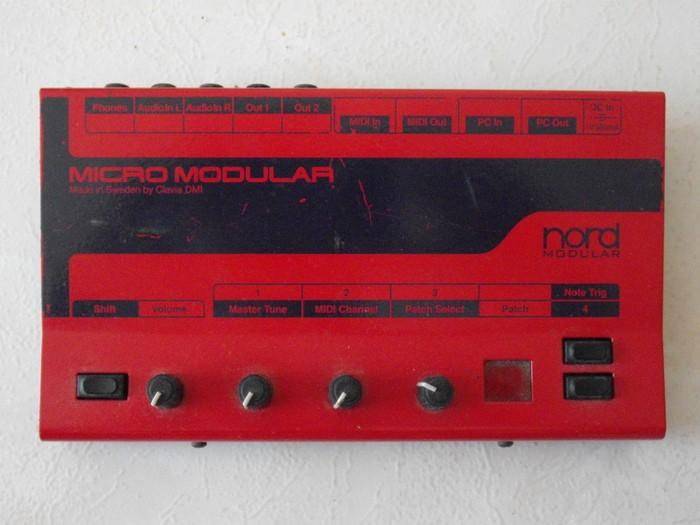 clavia micro modular 295094