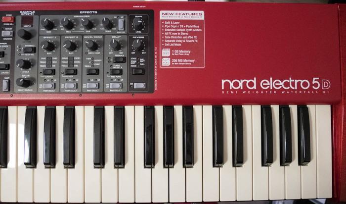 Clavia Nord Electro 5D 61 (51573)